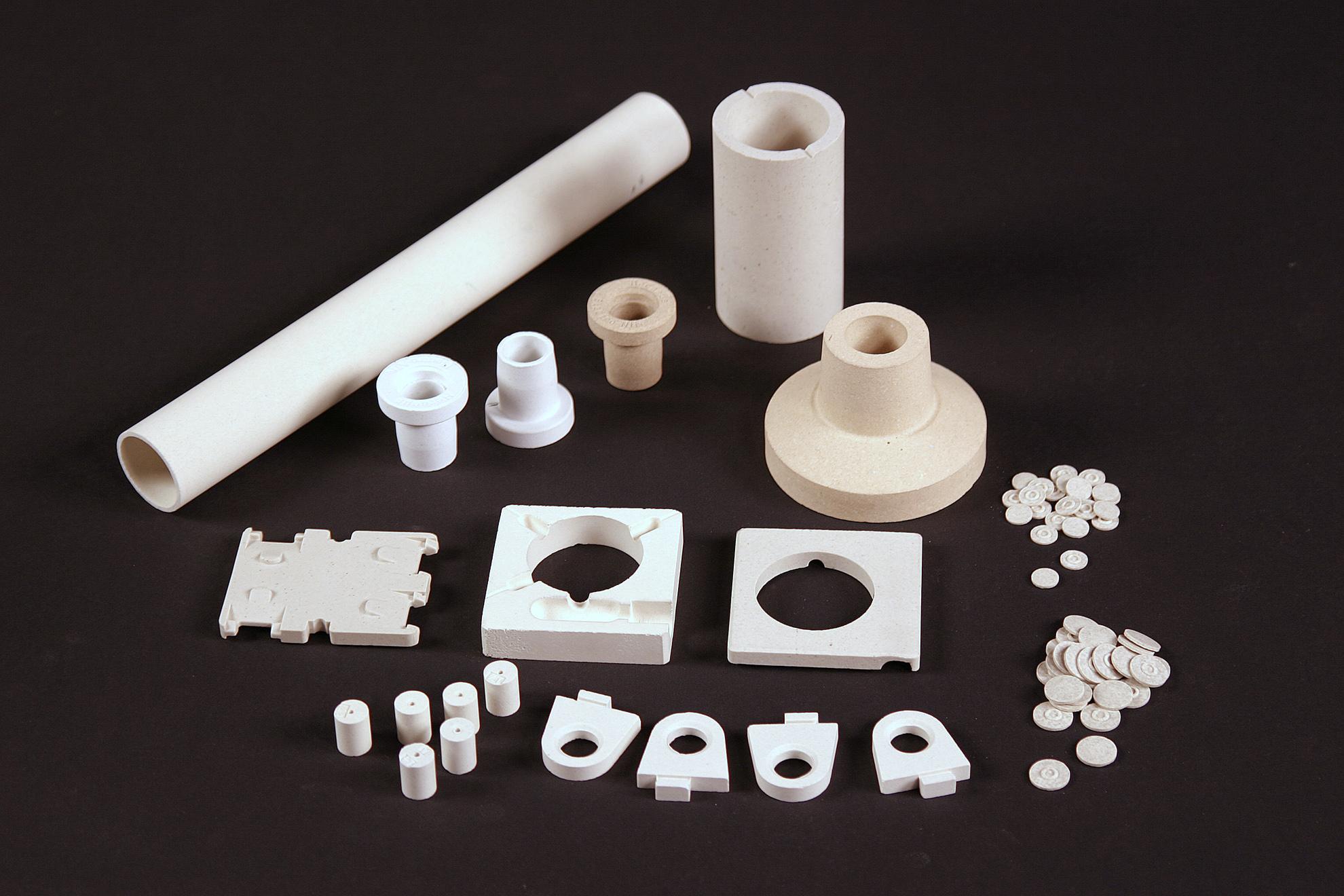 Associated Ceramics - Cordierite Ceramic - Magnesium Aluminum Silicate  Material